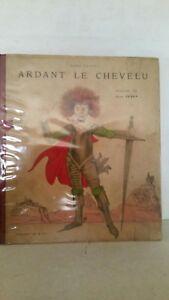 Ardant-le-Chevelu-Dame-Yette-Jean-Veber-1902-inspire-de-Eisenhans-de-GRIMM