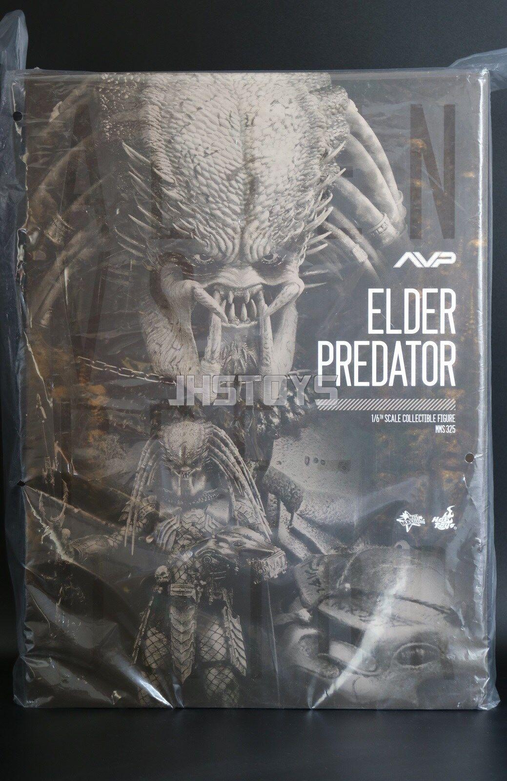 Hot Toys 1 6 Alien Vs Predator AVP Elder Predator MMS325