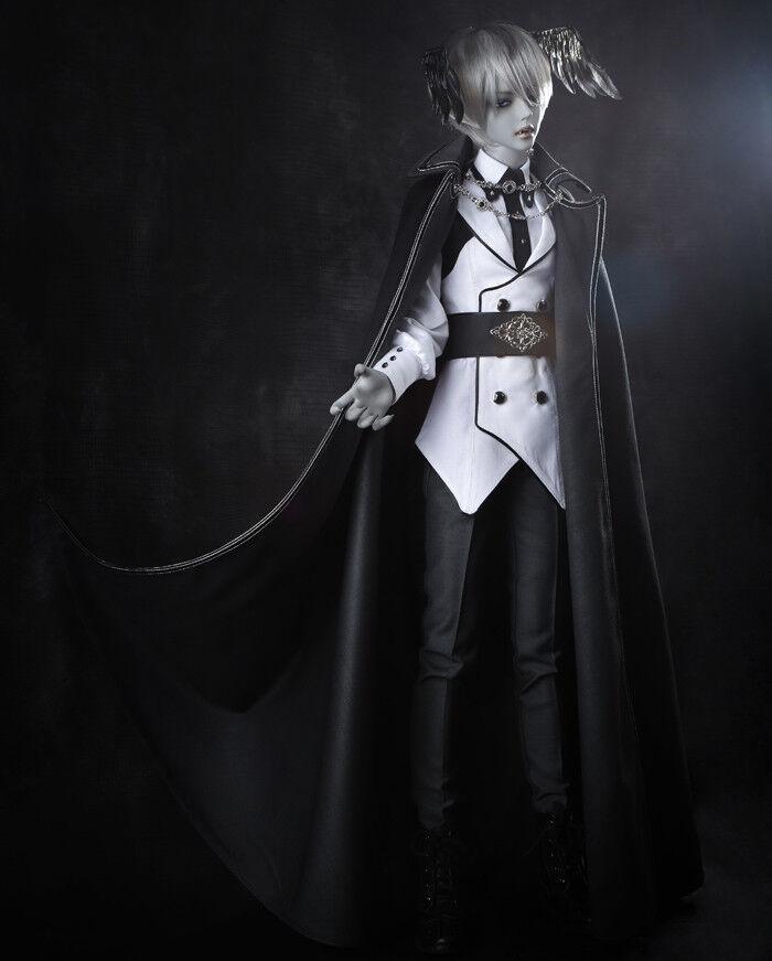Muñeca de BJD 1 3 Fantasía Heliot-sueño Ripper gratis cara hacia arriba, sin cuernos, sin manos Paws
