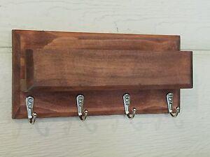 Enjoyable Entryway Mudroom Organizer Wall Mounted Float Shelf Mail Interior Design Ideas Clesiryabchikinfo