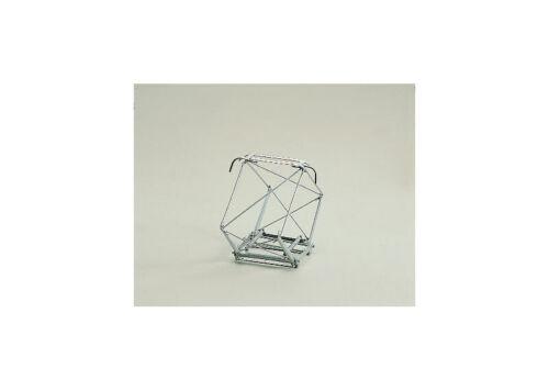 Scherenstromabnehmer LGB 63403 silber   Neuware