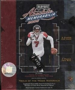 293fff54d Image is loading 2005-PLAYOFF-ABSOLUTE-MEMORABILIA-NFL-FOOTBALL-HOBBY-BOX