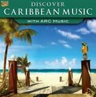 Discover Caribbean Music With Arc Music by Various Artists (CD, Jul-2015, Arc Music)