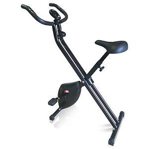 EXERCISE-BIKE-1-6kg-FLYWHEEL-FOLDING-MAGNETIC-X-BIKE-FITNESS-WORKOUT-MACHINE