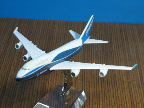 New BOEING 747 Passenger Airplane Plane Aircraft Metal Diecast Model Collection