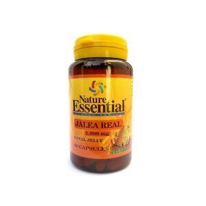 Nature Essential Jalea Real 1000 mg 60 cápsulas