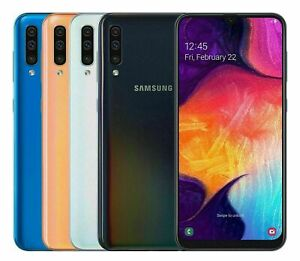 New-Samsung-Galaxy-A50-64GB-4GB-Dual-Sim-4G-LTE-Android-Smartphone-Boxed-UK