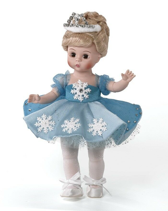 Madame Alexander Escarchado bailarina Wendy 8  Muñeca De Colección 69920