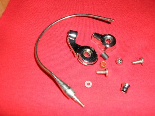 Mitchell reel repair parts and service bail assembly
