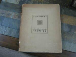 Ars-Graphica-Les-Dessins-De-Daumier-Par-Charles-Baudelaire-Etudes-Et-Documents