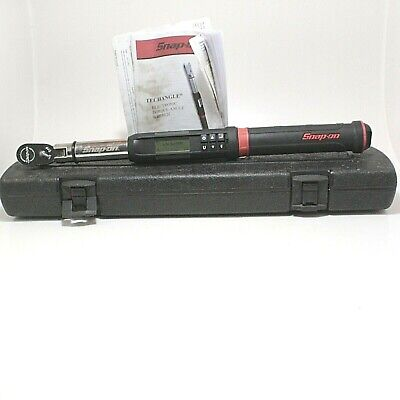 """CLEARANCE * GearWrench 85076 3//8/"""" Drive Digital Torque Wrench 7.4-99.6 Ft Lb"""