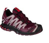 Salomon Xa Pro 3d Ultra 2 Cs Wp Waterproof Trail Hiking Shoe Bordeaux/dove