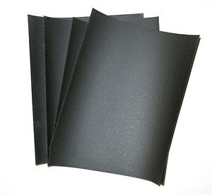 "Dry 70pc 3/"" X 5 1//2/"" COMBO 400//600//800//1000//1200//1500//2000 Grit SANDPAPER Wet"