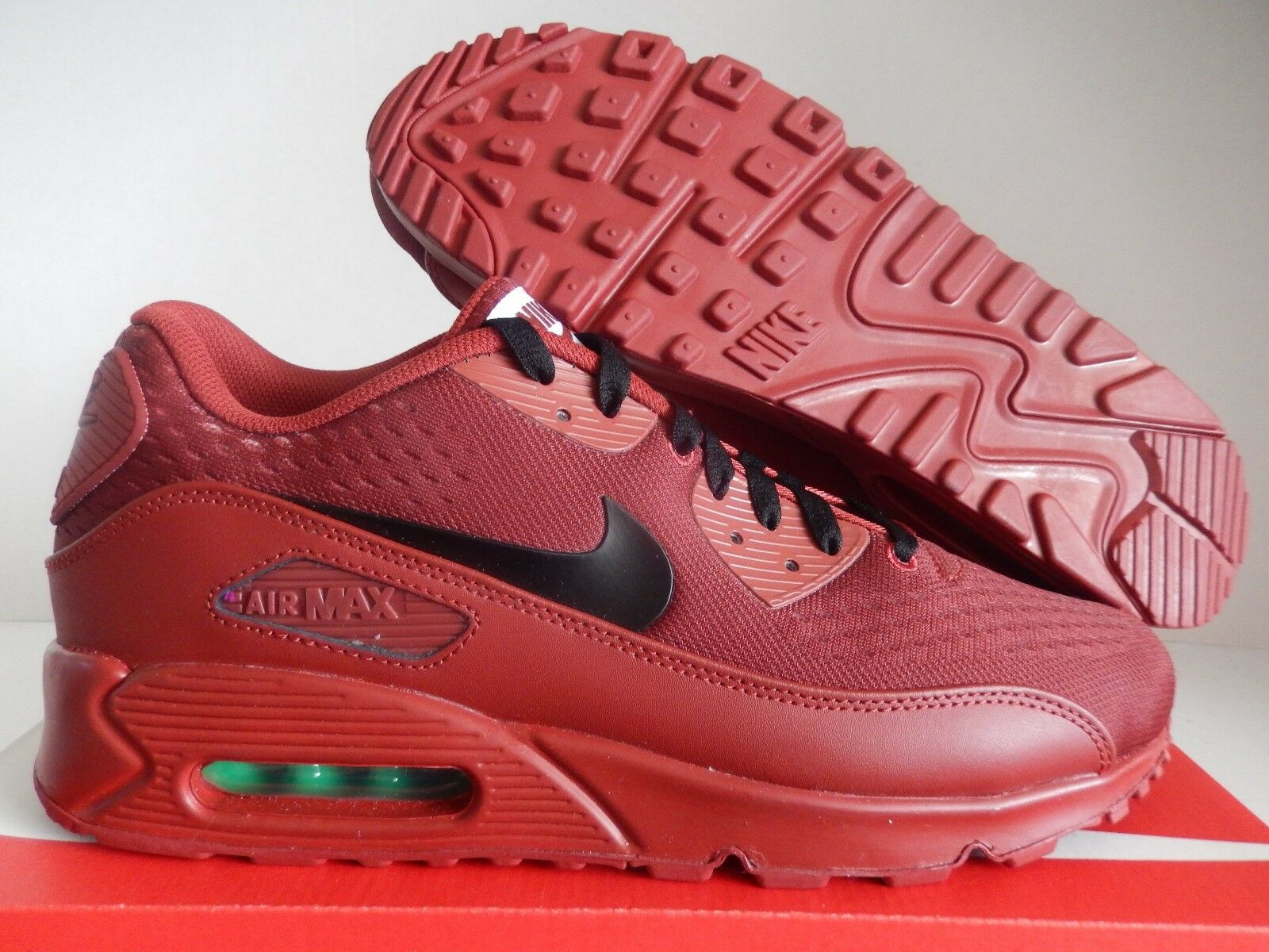 nike air max max max 90 id granite-brickhouse sz 10,5 ad76ee