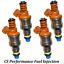 Carburante-Iniettori-Set-per-1997-2001-Hyundai-Tiburon-2-0L-I4-1998-1999-2000-98 miniatura 1