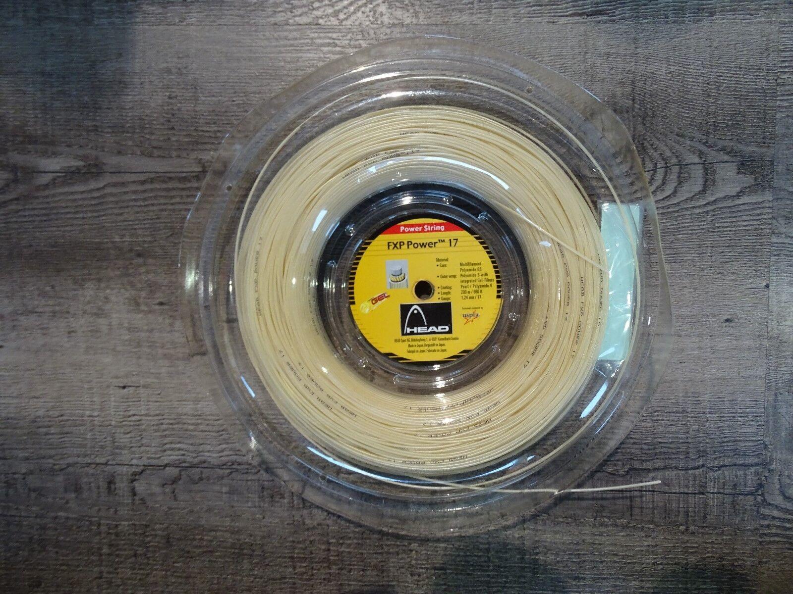 Head FXP Power 17 17 17 1,24 mm 200 m cc4abc