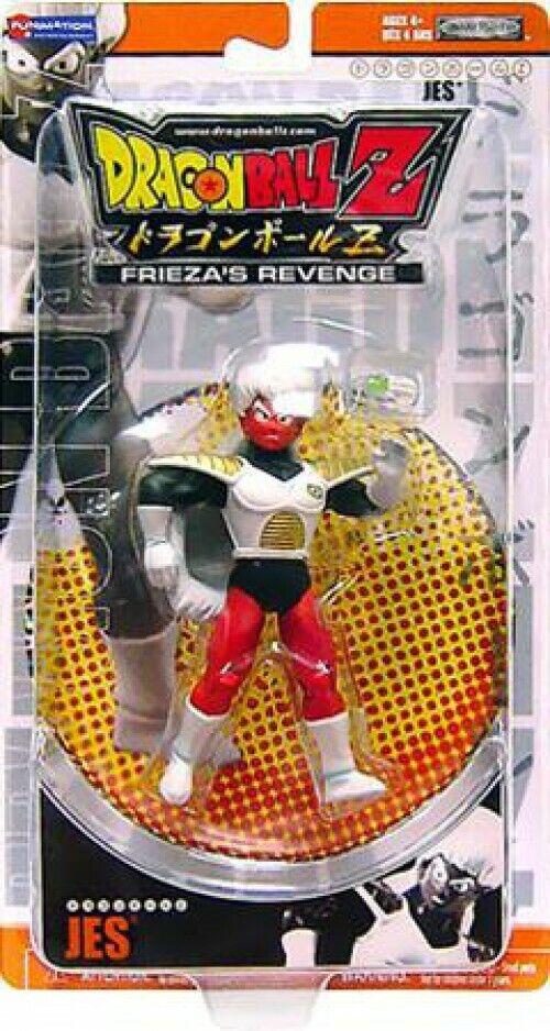 Dragon Ball Z Frieza's Revenge Revenge Revenge Jes Action Figure b251b9