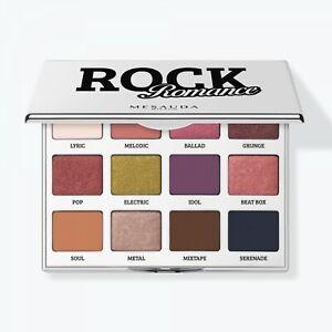 Mesauda - Rock Romance - Palette 12 Ombretti