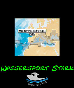 Navionics-MicroSD-Karte-mit-SD-Adapter-43XG-Mediterranean-amp-Black-Sea