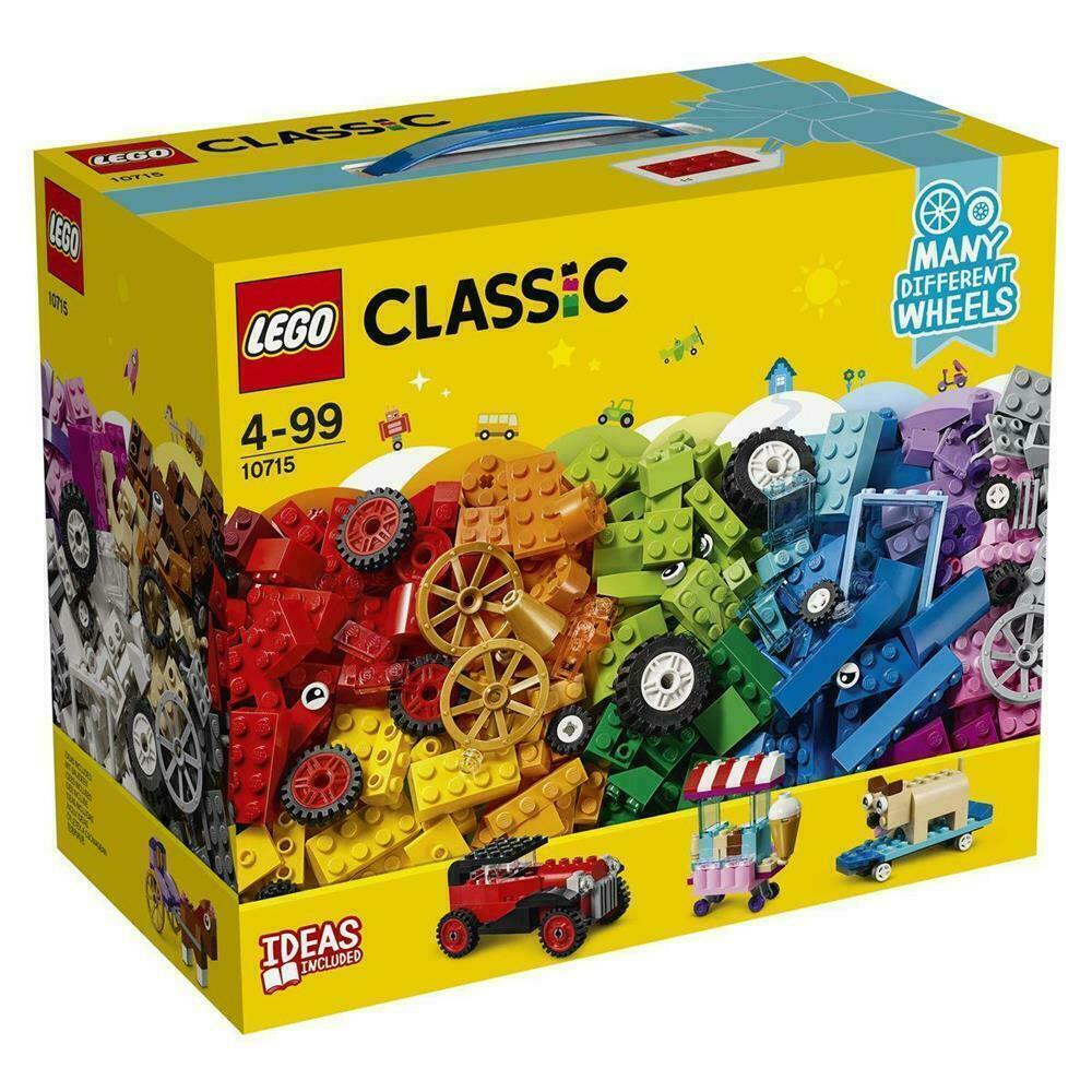 LEGO Classic 10715 Kreativ-Bauset Fahrzeuge - NEU   OVP