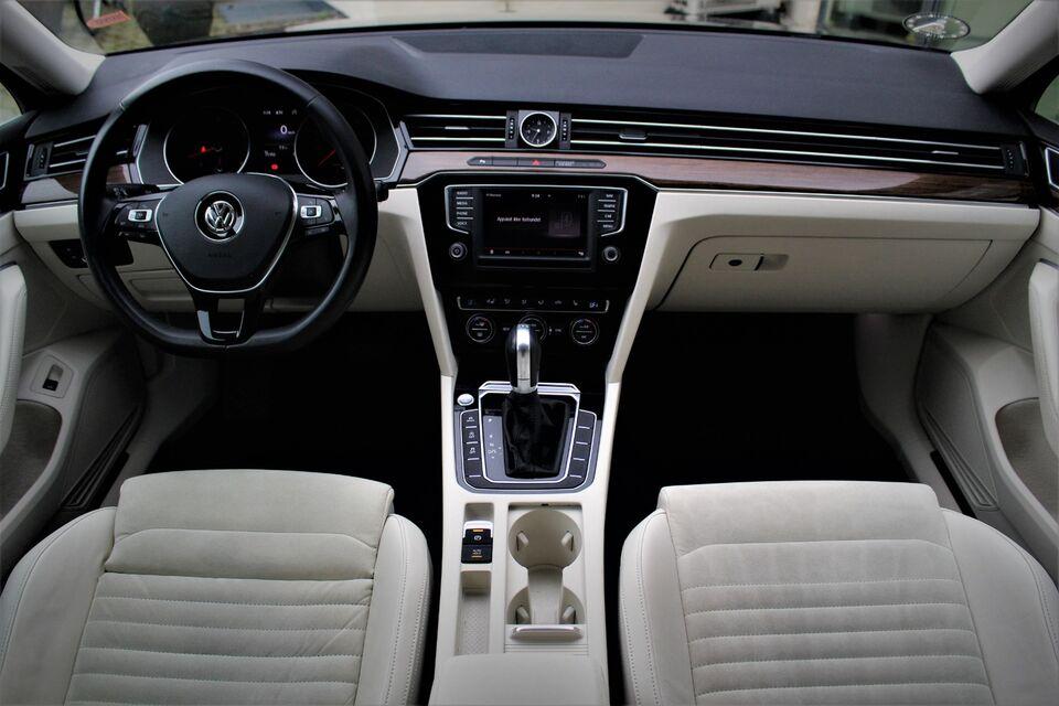 VW Passat 2,0 TSi 220 Highl. Variant DSG Benzin aut.