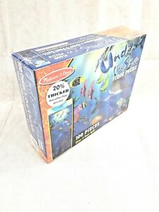 25c7d01d8b782 Under The Sea Floor Jigsaw Puzzle 100 Pieces Over 4 Feet Tall By ...