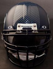 SEATTLE SEAHAWKS Schutt ROPO-DW Football Helmet Facemask/Faceguard (NAVY BLUE)