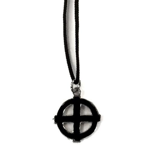 Ciondolo croce celtica stilizzata