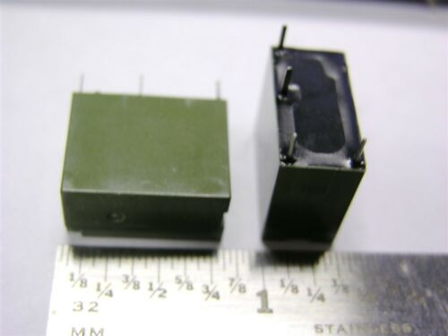 8 Panasonic PQ1a-12V 1 Form A SPST 12VDC  5A Sealed Power Relays for Interface