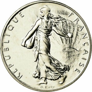 708732-Coin-France-Semeuse-Franc-1996-Paris-MS-65-70-Nickel-KM-925-1