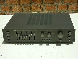 Rotel-ra-1000-Vintage-Phono-Stage-Integrierte-Stereo-Verstaerker-mit-Equalizer