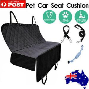 Waterproof-Pet-Car-Seat-Cover-Rear-Seat-Dog-Cushion-Hammock-Mat-Protection-Pad