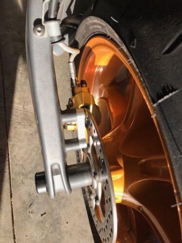 03-10 Buell Brembo Hidden Caliper Bracket Firebolt Lightning Erik XB Vtwin P32