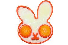 Spiegeleiformen Hasen Eierform Frühstück Pfannenschablone Silikonform Kochen Neu