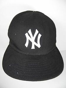 08d25647c16 NEW YORK NY YANKEES MLB Baseball NEW ERA 59Fifty SIZE 7 1 2 FITTED ...