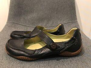 los angeles 15a90 e0842 Details zu MARC softwalk Boutique Leder Marken Damenschuhe Sandalen Schuhe  schwarz Gr. 37