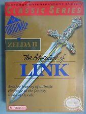 Zelda II: The Adventure of Link (NES, 1988) Factory Sealed