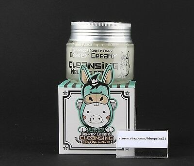 Elizavecca Donkey Creamy Cleansing Melting Cream 100g Brand New Free Shipping