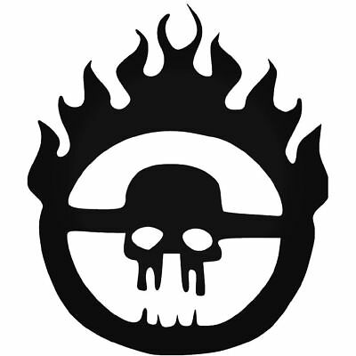 MAD MAX FURY ROAD Logo Vinyl Decal Sticker Banger JDM Window
