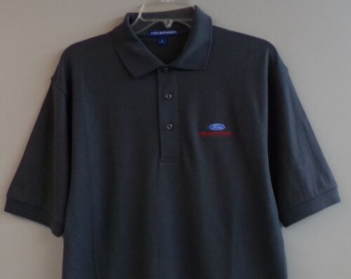 LT-4XLT New Ford Racing Embroidered Mens Collectible Polo Sport Shirt XS-6XL
