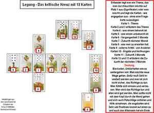 Lenormandkarten-Aufbaukurs-3-Spezialwissen-FARBDRUCKE-Kartenlegen