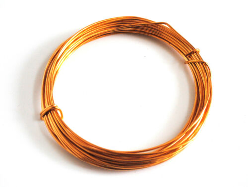 10x Brass Wire .4mm x 20m. Hobby, Jewellery, Modelling. X1110