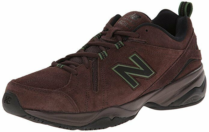 Men's New Balance MX608V40 Training Shoes - Brown - FREE Shipping!