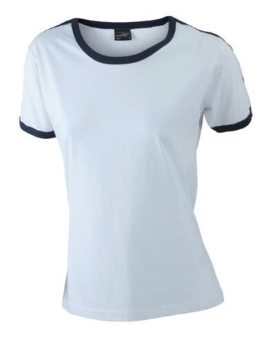 Ladies Flag Damen T-ShirtJames+Nicholson