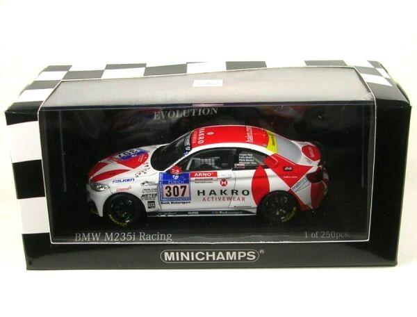 BMW M235i Course No.307 24h Nürburgring 2015 (Gentil - Akata - Mies - Mane )