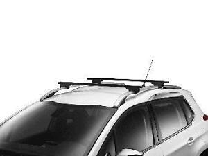 Peugeot 2008 Steel Roof Transverse Cross Bars Pair New Genuine 1608474680