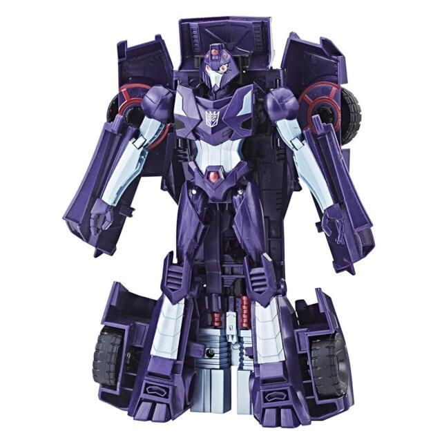 Transformers Cyberverse Shadow Striker Ultra Class 6.25-inch Figure