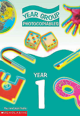 Teaching Year 1 (Year Group Photocopiables), Noble, Jean,Noble, Paul, Very Good