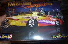 Revell Firebird Match Racer Pro Stock Drag KING 1/25 Model Car Mountain FS