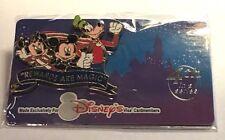 Disney VISA Cardmember #4 Patriotic Pals Mickey Minnie Goofy Pin 30244